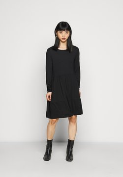 Even&Odd Petite - Jerseyjurk - black