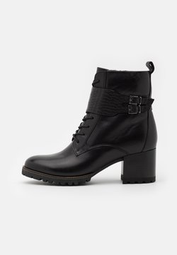 Tamaris Pure Relax - BOOTS RELAXED FIT - Veterboots - black