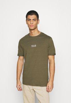 YOURTURN - T-shirt print - olive