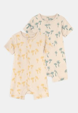 Marks & Spencer London - BABY 2 PACK - Tuta jumpsuit - opaline