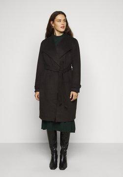 City Chic - COAT - Classic coat - black