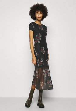 Desigual - Sukienka letnia - black