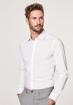 PROFUOMO - SUPER SLIM FIT - Hemd - wit