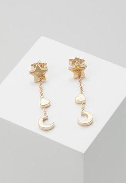 Emporio Armani - Korvakorut - rose gold-coloured