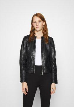Gipsy - LASTAV - Leren jas - black