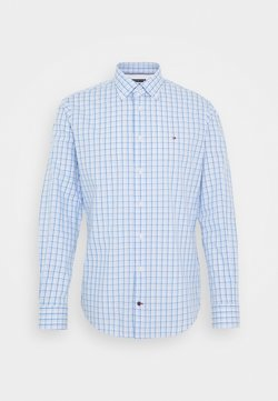 Tommy Hilfiger Tailored - CHECK  - Businesshemd - blue
