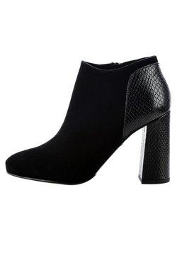 PRIMA MODA - AGENO - High Heel Stiefelette - black