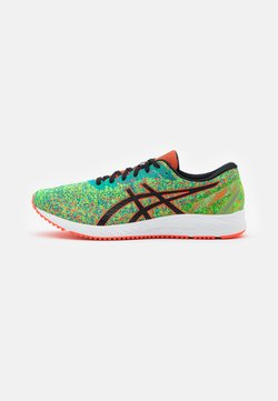 ASICS - GEL DS TRAINER 25 - Sneakers laag - sunrise red/black