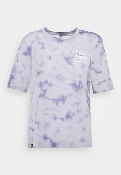 Mons Royale - ICON RELAXED TEE  - T-Shirt print - lilac