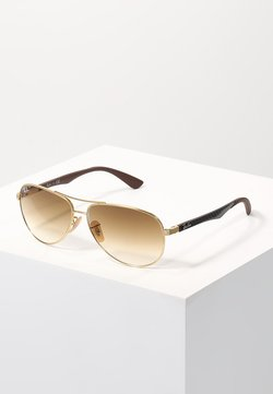 Ray-Ban - Sonnenbrille - gold/crystal brown gradient