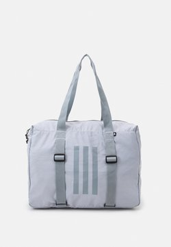 adidas Performance - CARRY BAG - Sporttasche - halo silver/halo green/black