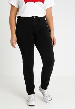 Levi's® Plus - 311 PL SHAPING SKINNY - Skinny-Farkut - new ultra black night