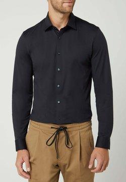 OLYMP No. Six - SUPER  - Businesshemd - marineblau