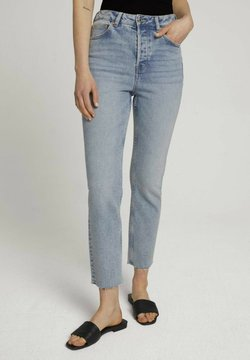 TOM TAILOR DENIM - Jeans Slim Fit - used light stone blue denim