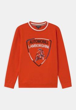 Automobili Lamborghini Kidswear - SHIELD - Sweater - orange xanto