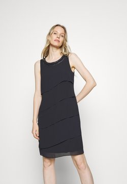 s.Oliver BLACK LABEL - Cocktailkleid/festliches Kleid - blue