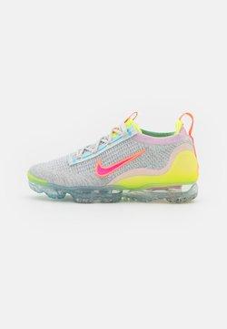 Nike Sportswear - AIR MAX VAPORMAX FK - Sneakers - photon dust/hyper pink/bright mango/volt/ghost aqua/black