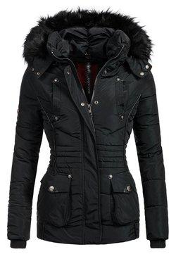 Marikoo - VANILLA - Winterjacke - black