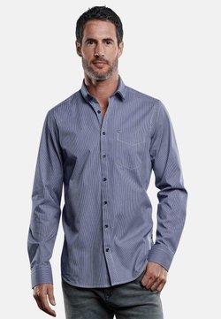Engbers - VOLLZWIRN - Hemd - blau