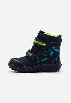 Superfit - HUSKY - Bottes de neige - blau/grün