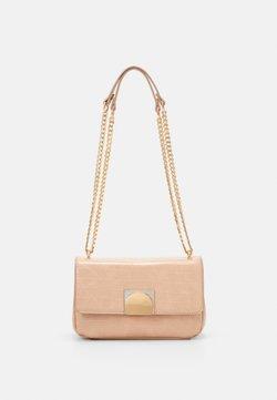 PARFOIS - CROSSBODY BAG QUARTZO - Sac bandoulière - beige