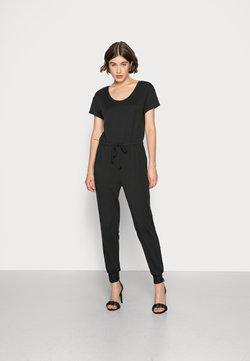 Madewell - DORI JUMPSUIT - Jumpsuit - true black