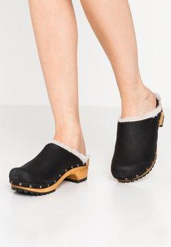 Sanita - HESE OPEN - Clogs - black