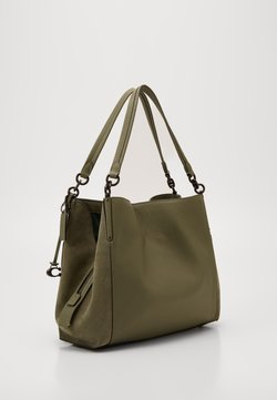 Coach - DALTON SHOULDER BAG - Handtasche - light fern