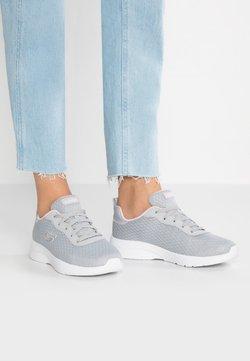 Skechers Sport - DYNAMIGHT 2.0 - Sneakers - light gray/pink trim