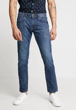 edc by Esprit - SLIM - Slim fit jeans - blue dark wash