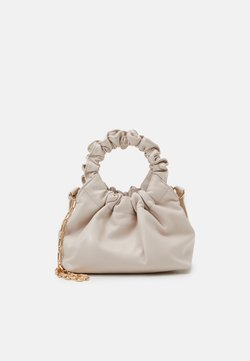 Forever New - GIA GATHERED HANDLE POUCH BAG - Handtasche - porcelain