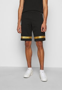EA7 Emporio Armani - Shorts - black/gold