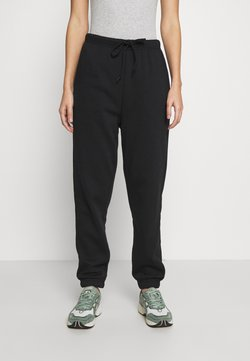 Pieces - PCCHILLI PANTS - Jogginghose - black