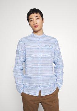 TOM TAILOR - RAY MAO SHIRT - Camisa - blue