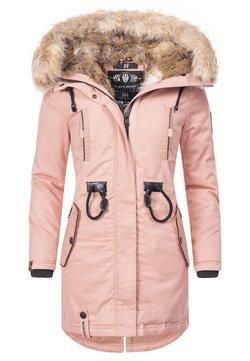 Navahoo - BOMBII - Wintermantel - light pink