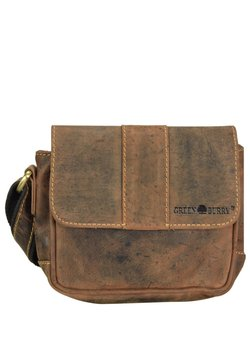 Greenburry - VINTAGE - Umhängetasche - brown