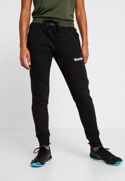 Kempa - LAGANDA WOMEN - Jogginghose - black