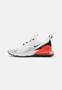 Nike Golf - AIR MAX 270 G - Golf shoes - white/cool grey/neutral grey/black