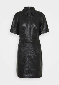 Object - OBJPRIA DRESS - Blousejurk - black