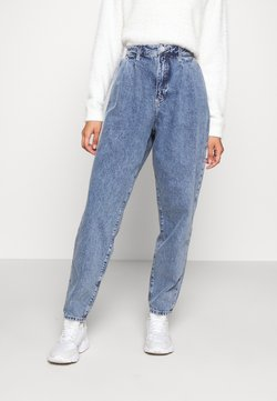 Tommy Jeans - RETRO MOM - Jeans relaxed fit - marcia mid blue rigid