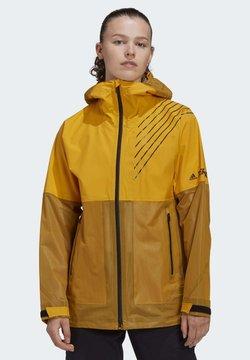 adidas Performance - Blouson - yellow