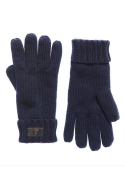 Superdry - STOCKHOLM  - Fingerhandschuh - carbon navy