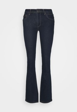 Marc O'Polo DENIM - NELLA - Flared Jeans - basically blues wash