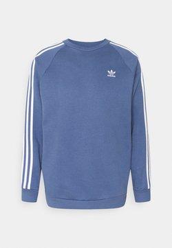 adidas Originals - 3 STRIPES CREW UNISEX - Sweatshirt - blue