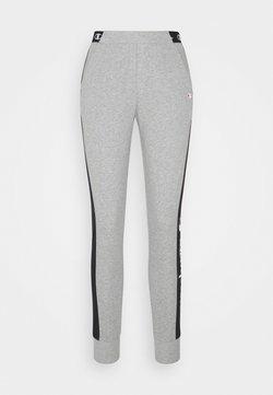 Champion - CUFF PANTS - Jogginghose - mottled grey