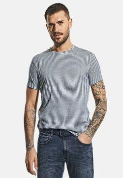 Emilio Adani - T-Shirt print - blau
