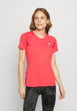 The North Face - AMBITION  - Camiseta estampada - cayenne red