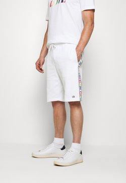 Calvin Klein - PRIDE  - Jogginghose - white