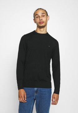 Calvin Klein Tailored - Trui - black