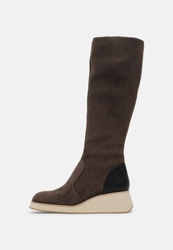 Chie Mihara - ISANA - Platform ankle boots - taupe